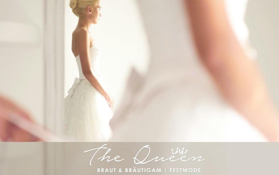 Brautmode The Queen