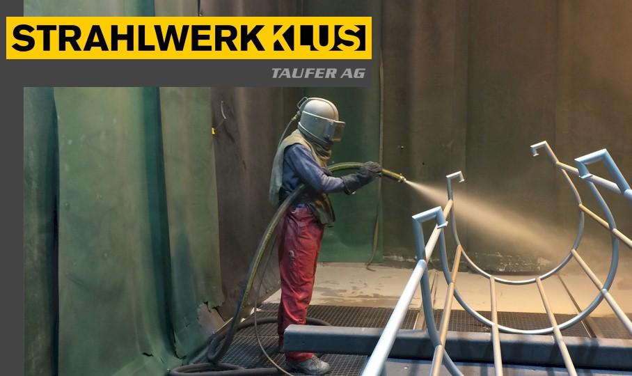 STRAHLWERK KLUS Taufer AG